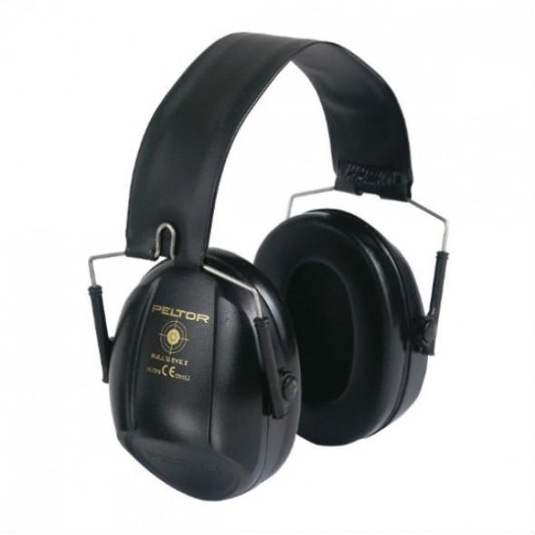 NEW Peltor: Bullseye Black Hearing Protection