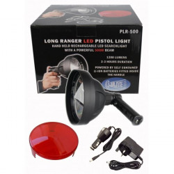 Clulite-PLR-500 Long ranger LED pistol light