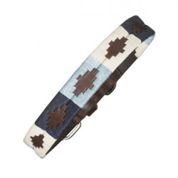 Pampeano-Leather Dog Collar - Sereno