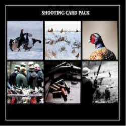 Country Matters-Card pack - Shooting range  6