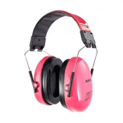 Swatcom-Silenta Kid 27 SNR folding Earmuffs - Pink