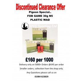 Cartridge Clearance Deal